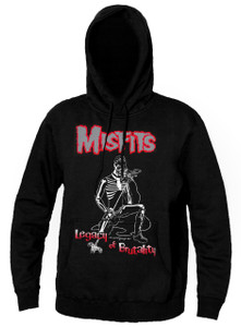 Misfits Legacy of Brutality Hooded Sweatshirt