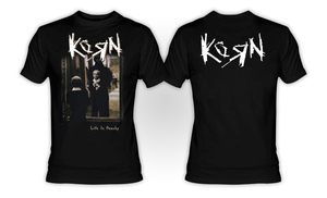 Korn Life Is T-Shirt