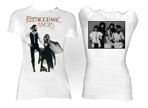 Fleetwood Mac Rumours Girls T-Shirt