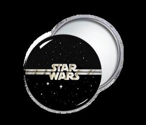 Star Wars - Round Pocket Mirror