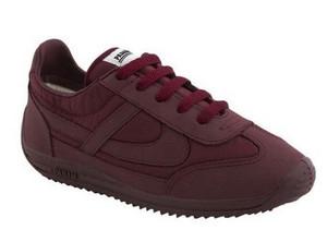 Panam - Burgundy Unisex Sneaker