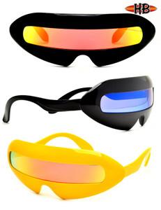 Futuristic Cyclops Sunglasses