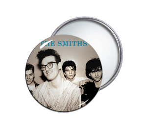 The Smiths - The Sound Of The Smiths Round Pocket Mirror
