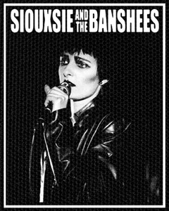 "Siouxsie and the Banshees Siouxsie 5x3"" Printed Patch"