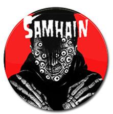 """Samhain Ghoul 1.5"""" Pin"""