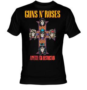 Guns N Roses - Appetite For Destruction T-Shirt