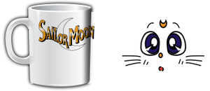 Sailor Moon's Artemis Coffee Mug
