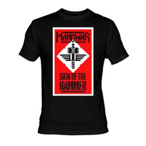 Manowar Sign of the Hammer T-Shirt