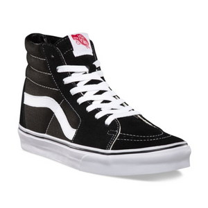 Vans - Old Skool Black Sk8 Hi Tops