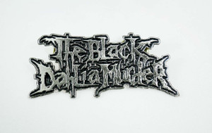 "The Black Dahlia Murder 1.9x.1.18"" Metal Badge Pin"
