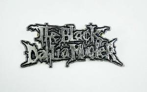 "The Black Dahlia Murder 2x1"" Metal Badge Pin"