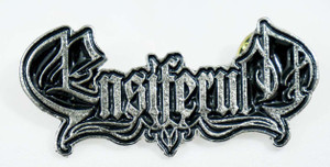 "Ensiferum Logo 2x.3/4"" Metal Badge Pin"