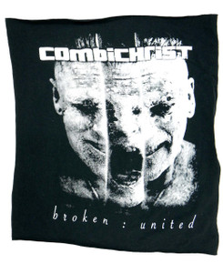 Combichrist Broken United Backpatch Test Print