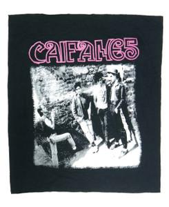 Caifanes La Negra Tomasa Backpatch Test Print