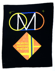 Orquestal Maneuvers in the Dark Backpatch Test Print