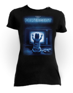 Poltergeist Carol Anne Girls T-Shirt