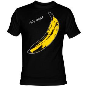 Andy Warhol Banana T-Shirt