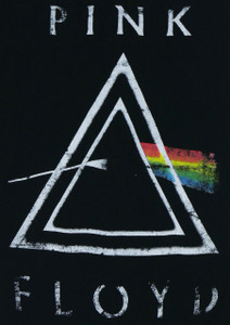 Pink Floyd Dark Side of the Moon Test Backpatch