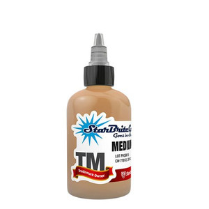 Starbrite Tattoo Ink Bottle .5oz - Medium Fleshtone