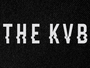 "The KVB 5.25x4"" Printed Patch"