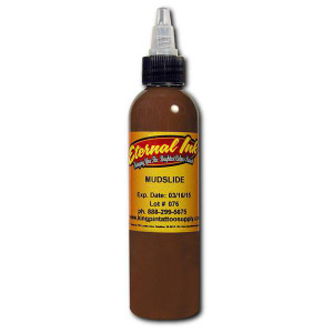 Eternal ink 1oz Tattoo Ink Bottle - Mudslide