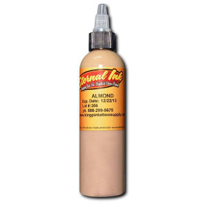 Eternal ink 1oz Tattoo Ink Bottle - Almond