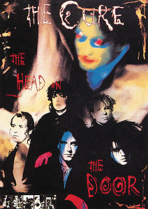 """The Cure The Head on the Door 24x36"""" Poster"""