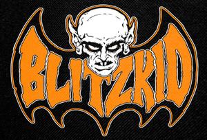 """Blitzkid Nosferatu 15 3/4x11 1/4"""" Backpatch"""