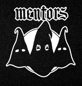 "Mentors 4x4"" Printed Patch"