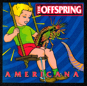"The Offspring Americana 4x4"" Color Patch"