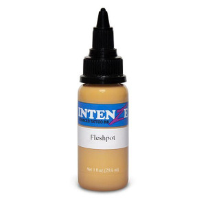 Intenze Ink - Fleshpot 1/2 Ounce Tattoo Ink Bottles