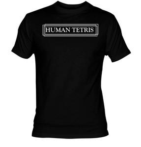Human Tetris T-Shirt