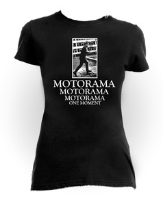 Motorama One Moment Girls T-Shirt
