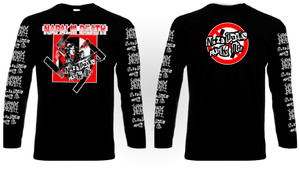 Napalm Death Nazi Punks Fuck Off Long Sleeve T-Shirt