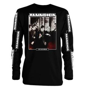 Rammstein Live Aus Berlin Long Sleeve T-Shirt