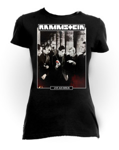 Rammstein Live Aus Berlin Girls T-Shirt