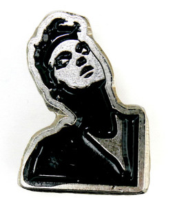 "Morrissey This Charming Man 1"" Metal Badge Pin"