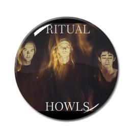"""Ritual Howls 1"""" Pin"""