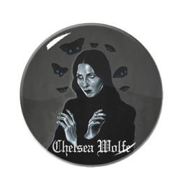 """Chelsea Wolfe 1"""" Pin"""