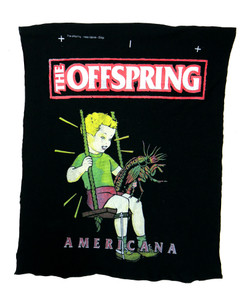The Offspring Americana Test Backpatch