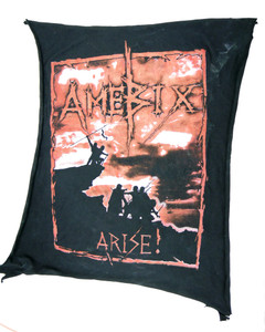 Amebix Arise Test Backpatch