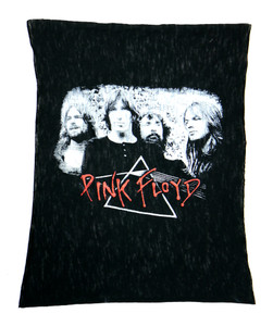 Pink Floyd London Test Backpatch