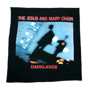 The Jesus and Mary Chain Darklands Test Backpatch