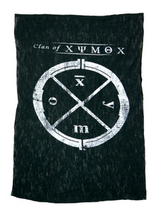 Clan of Xymox Logo Test Backpatch