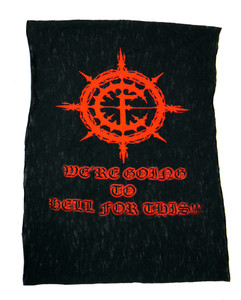 Celtic Frost We're Going to Hell for This Test Backpatch