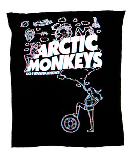Arctic Monkeys Test Backpatch