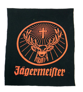 Jagermeister Test Backpatch