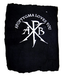 Apoptygma Loves You Test Backpatch