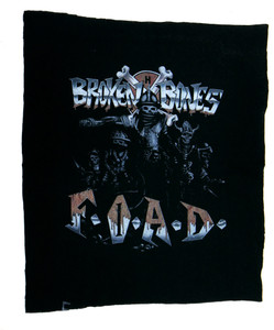 Broken Bones F.O.A.D.  Test Backpatch