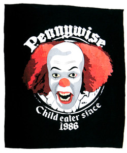 Pennywise the Clown Test Backpatch